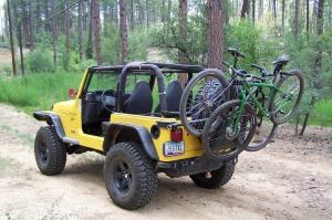 spot on jeep