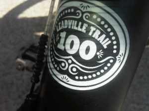 leadville sticker