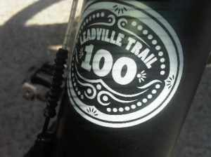 leadville sticker