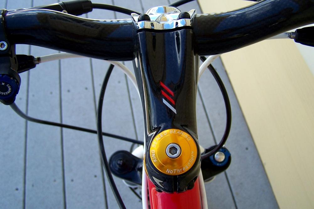 Trek Team Edition 110 Top Fuel carbon fiber mountain bike for sale (5/6)