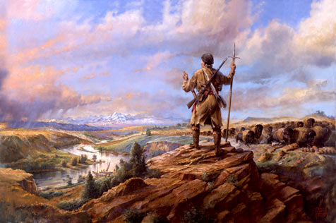 lewis and clacks journey to the rocky mountains Using the map and your knowledge of us history, what do the details of the rocky mountains suggest about the lewis and clark expedition - 2407216.
