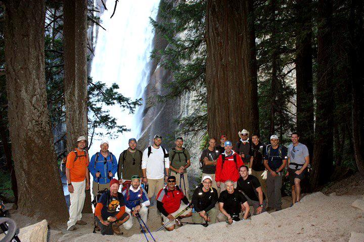 Yosemite/Half Dome Hikers Club (4/6)