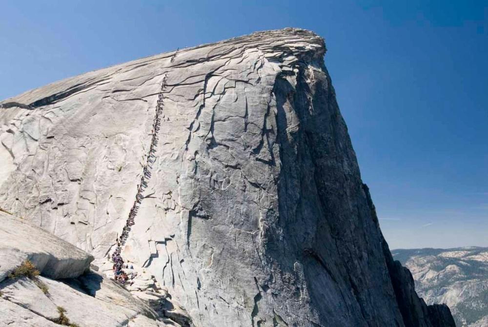 Yosemite/Half Dome Hikers Club (5/6)