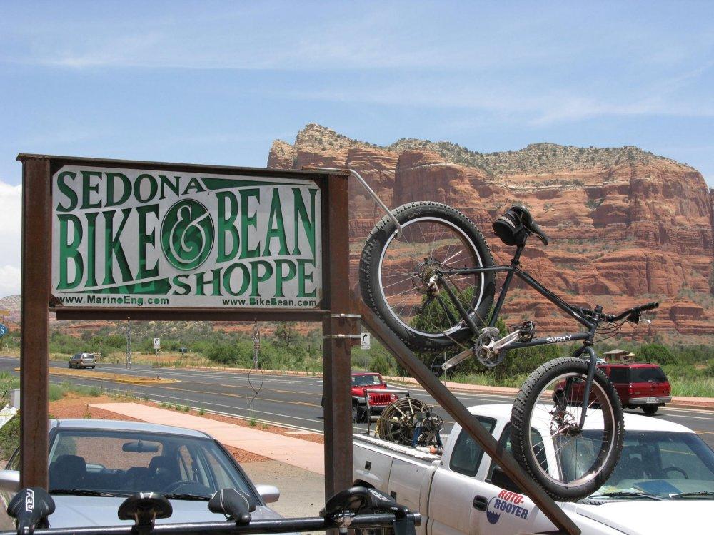 Sedona Mountain Bike Adventure  (2/6)