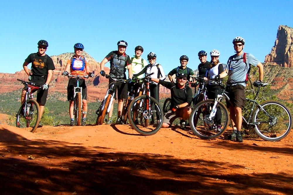 Sedona Mountain Bike Adventure  (4/6)