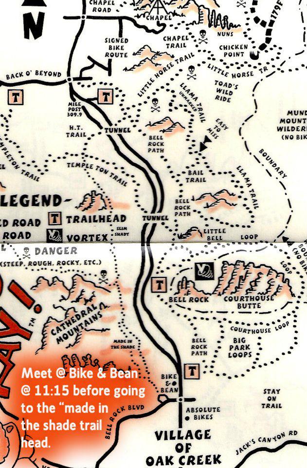 Sedona Mountain Bike Adventure  (3/6)