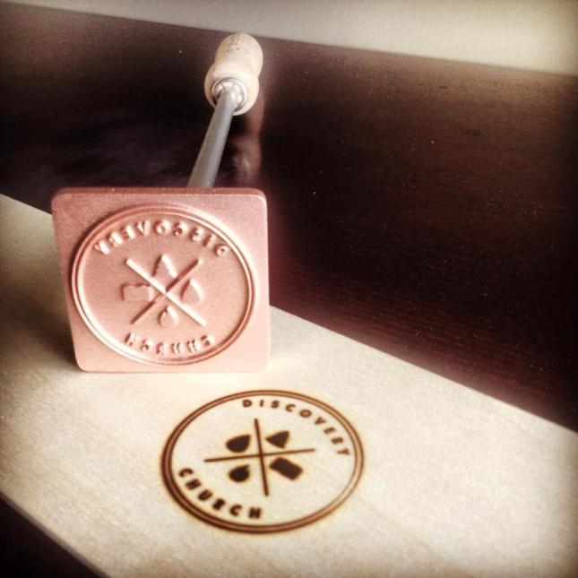 woodworking branding irons