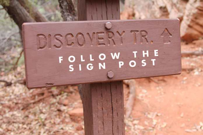 sign-post